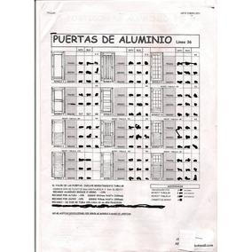 Ventanas de aluminio standar y aberturas ventanas de for Medidas estandar de ventanas argentina