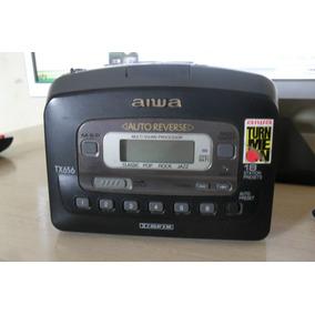 Correia Para Walkman Aiwa Tx656 E Outros Mod Sony Panasonic