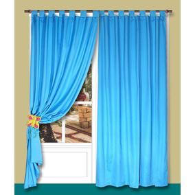 Cortinas tela gross cortinas convencionales en mercado - Cortinas de tela ...