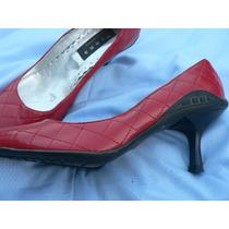 Zapato Matelaceado Modelo Ricky Sarkany Nº 38 1/2 A Estrena