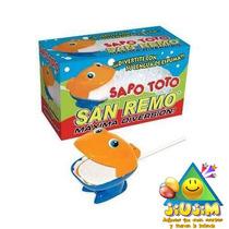 Sapo Toto San Remo Lanza Espuma El De Tv Mira Video! Jiujim