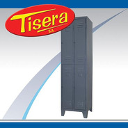 Guardarropa Metalico Tisera 4 Puertas Lockers Vestuario Gpc4