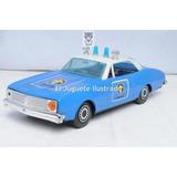 Gorgo Camaro Policia Azul Auto Juguete Lata Argentino
