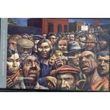 Pintura De Antonio Berni - Manifestación - Bloque 114