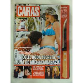 Revista Caras Nicole,shakira,gala,en La Plata