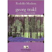 Georg Trakl - Rodolfo Modern Ed. Almagesto