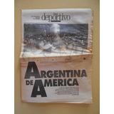Clarín Deportivo 1993 - Argentina Campeón De América