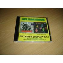 Los Iracundos Discografia Completa Volumen 1 Cd Beat Rock