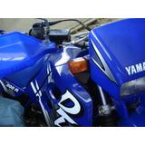 Aeroquip 1ª Linha Yamaha Dt 180 Z Dt 200 Dt 200r Linha Cross