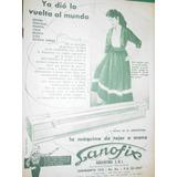 Publicidad Recorte Maquina Tejer Knitting Machine Lanofix M2
