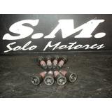 8 Bulones P Corona De Fiat Ribe 11x 1 Mm Originales,sm