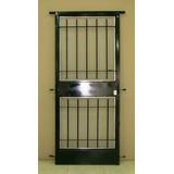 Puerta Reja Seguridad Marco Y Mosquitero 80x200 Oferta Unica