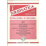 Estudios De Informatica Juridica - Varios Autores - 2 Tomos