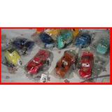 Coleccion Cars 9 Autos Disney Pixar, Mc Donalds Cerrados ! !