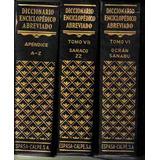 Diccionario Enciclopedico Abreviado Espasa-calpe