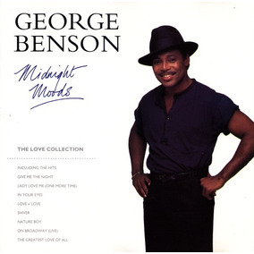 George Benson Midnight Moods Cd Import Impecable Soul Funky