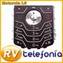 Teclado Motorola L6 L-6 Original Negro Carcasa