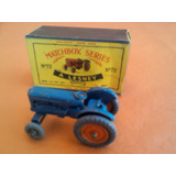 Matchbox Tractor Fordson