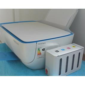 Impressora Multifuncional Hp 3636 C Bulk Ink Elegance Pronto