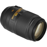 Tele Objetivo Nikon 55-300 Mm Vr Lente Zoom Factura Garantia