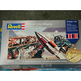 Honest John Missile Y Mibile Carrier Revell Escala 1/54