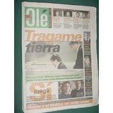 Diario Ole 28/9/98 Lanus River Estudiantes Central Belgrano