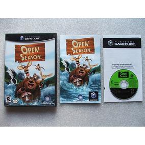Game Cube: Open Season Americano Completo! Muito Divertido!