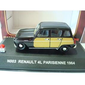 Renault 4 Parisienne 1964 1/43 Sunstar Belleza!