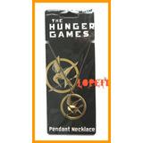 Hunger Games Juegos Del Hambre Collar Sinsajo Neca Importado