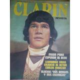 Monzon Leonardo Favio Blackie / Revista Clarin De 1976