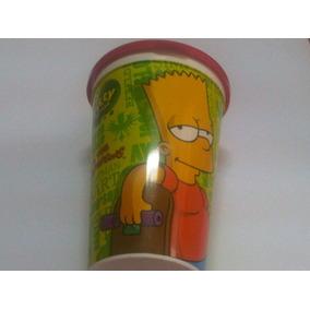 Vaso De Bart Simpson - Colección Pritty Limon