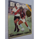 El Grafico Nº 2776 - San Lorenzo Campeon Nacional 1972