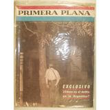 Revista Primera Plana 1963 30 Julio Como Es Delito Argentina