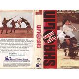 Shaolin Garras De Acero Vhs Artes Marciales Kung Fu