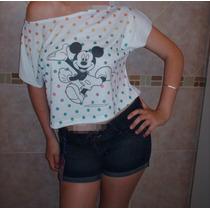 Puperas Modal Mickey-kitty- Buho. Varios Diseños