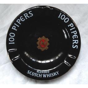 Cenicero Porcelana Inglesa Wade Regicor England 100 Pipers