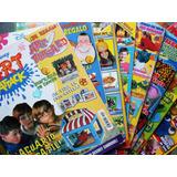 Revistas Art Attack Años 2006-2007 (números 1 Al 8)