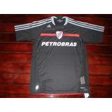 Camiseta De River Adidas. Alternativa. Año 2010/11. Talle 16