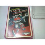 Transformers Solo Cartas Cromy Completas!!!