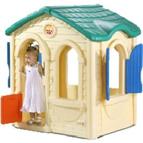 Casa Casita Infantil Soleada Rotoys Gratis Caba Smile