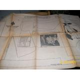 Suplemento Diario La Razon 1971 Delego Y Lagarrigue.