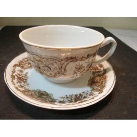 #343# Xícara De Chá De Porcelana Steatita!!!