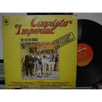 Cuarteto Imperial*de 4 A 90 Años*lp Lacapsula