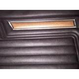 Paneles De Puerta Tapizados Coupe Chevy Con Simil Madera Y