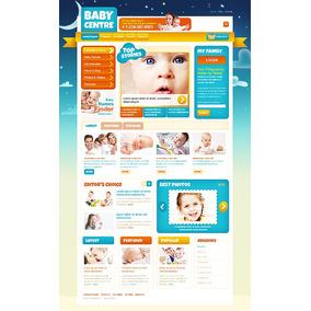 Template Para Creche E Escola Infantil - Modelo Joomla 39738
