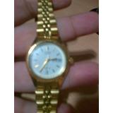 Reloj Dama Citizen Dorado Original