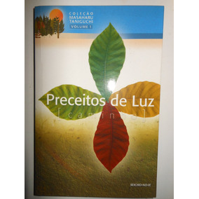 Preceitos De Luz Caminho Seicho No Ie Livro - R1