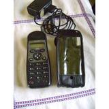 Celular Phillips Isis Con Cargador Y Estuche Falta Bateria