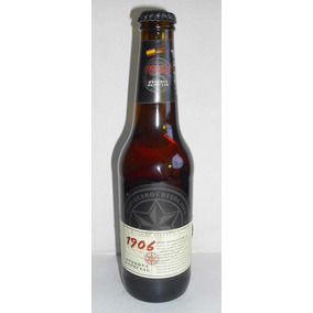 Botella Llena Cerveza Española 1906 330 Cc.- Mirala!!