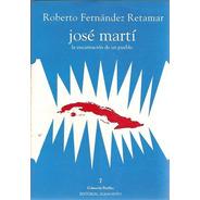 Jose Marti - Fernandez Retamar(ed. Almagesto)